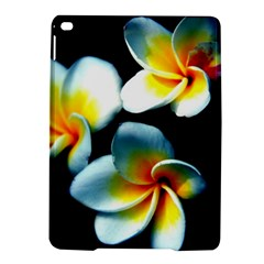 Flowers Black White Bunch Floral Ipad Air 2 Hardshell Cases