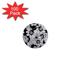 Mandala Calming Coloring Page 1  Mini Magnets (100 pack)