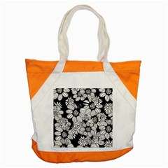 Mandala Calming Coloring Page Accent Tote Bag