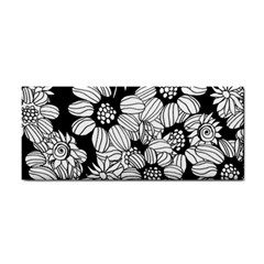 Mandala Calming Coloring Page Cosmetic Storage Cases