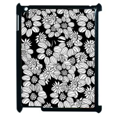 Mandala Calming Coloring Page Apple Ipad 2 Case (black)