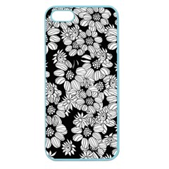 Mandala Calming Coloring Page Apple Seamless Iphone 5 Case (color)