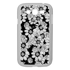 Mandala Calming Coloring Page Samsung Galaxy Grand DUOS I9082 Case (White)