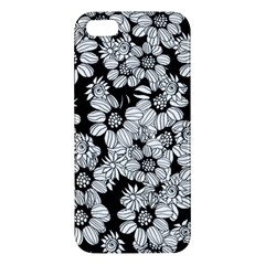 Mandala Calming Coloring Page Iphone 5s/ Se Premium Hardshell Case