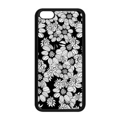 Mandala Calming Coloring Page Apple Iphone 5c Seamless Case (black)