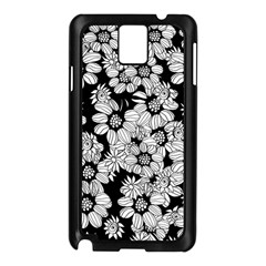 Mandala Calming Coloring Page Samsung Galaxy Note 3 N9005 Case (black)