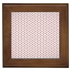 Motif Pattern Decor Backround Framed Tiles