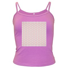 Motif Pattern Decor Backround Dark Spaghetti Tank