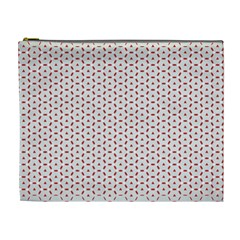 Motif Pattern Decor Backround Cosmetic Bag (XL)