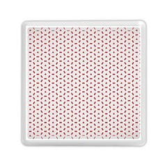 Motif Pattern Decor Backround Memory Card Reader (square)