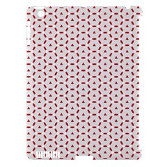 Motif Pattern Decor Backround Apple Ipad 3/4 Hardshell Case (compatible With Smart Cover)