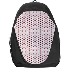 Motif Pattern Decor Backround Backpack Bag