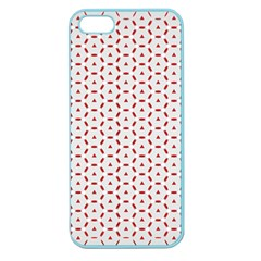 Motif Pattern Decor Backround Apple Seamless iPhone 5 Case (Color)