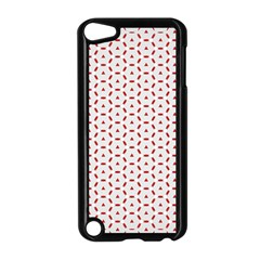 Motif Pattern Decor Backround Apple iPod Touch 5 Case (Black)