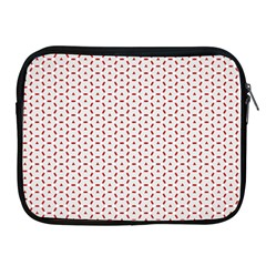 Motif Pattern Decor Backround Apple iPad 2/3/4 Zipper Cases