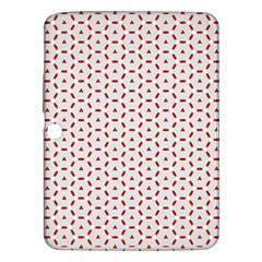 Motif Pattern Decor Backround Samsung Galaxy Tab 3 (10 1 ) P5200 Hardshell Case