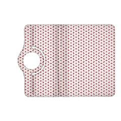 Motif Pattern Decor Backround Kindle Fire Hd (2013) Flip 360 Case