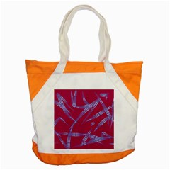 Background Vector Texture Pattern Accent Tote Bag