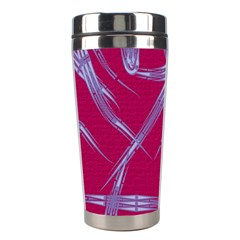 Background Vector Texture Pattern Stainless Steel Travel Tumblers