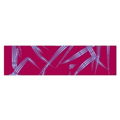 Background Vector Texture Pattern Satin Scarf (oblong)