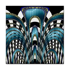 Abstract Art Design Texture Tile Coasters