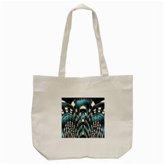 Abstract Art Design Texture Tote Bag (cream)