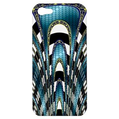 Abstract Art Design Texture Apple Iphone 5 Hardshell Case