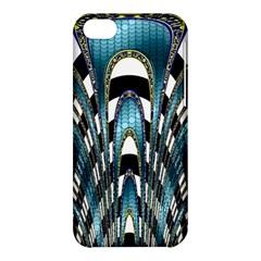 Abstract Art Design Texture Apple iPhone 5C Hardshell Case