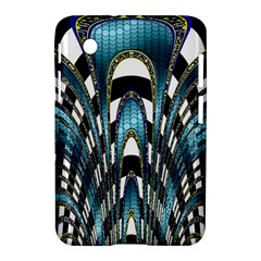 Abstract Art Design Texture Samsung Galaxy Tab 2 (7 ) P3100 Hardshell Case