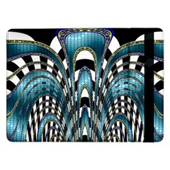 Abstract Art Design Texture Samsung Galaxy Tab Pro 12 2  Flip Case