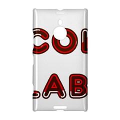 Choc Lab Canadian Flag In Name Nokia Lumia 1520