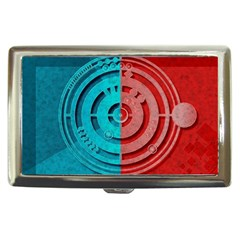 Vector Watch Texture Red Blue Cigarette Money Cases