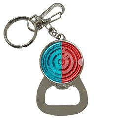 Vector Watch Texture Red Blue Button Necklaces