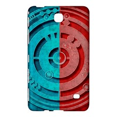 Vector Watch Texture Red Blue Samsung Galaxy Tab 4 (8 ) Hardshell Case