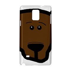 Choc Lab Head Samsung Galaxy Note 4 Hardshell Case