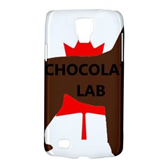 Chocolate Labrador Retriever Name Silo Canadian Flag Galaxy S4 Active