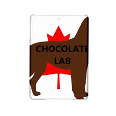 Chocolate Labrador Retriever Name Silo Canadian Flag iPad Mini 2 Hardshell Cases