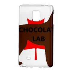 Chocolate Labrador Retriever Name Silo Canadian Flag Galaxy Note Edge