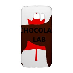 Chocolate Labrador Retriever Name Silo Canadian Flag Galaxy S6 Edge