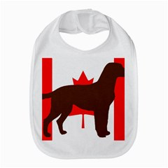 Chocolate Labrador Retriever Silo Canadian Flag Amazon Fire Phone