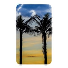 Palm Trees Against Sunset Sky Memory Card Reader