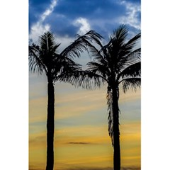 Palm Trees Against Sunset Sky 5.5  x 8.5  Notebooks