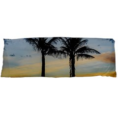 Palm Trees Against Sunset Sky Body Pillow Case (Dakimakura)