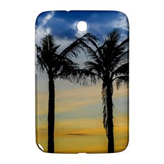 Palm Trees Against Sunset Sky Samsung Galaxy Note 8.0 N5100 Hardshell Case
