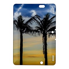 Palm Trees Against Sunset Sky Kindle Fire HDX 8.9  Hardshell Case