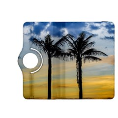 Palm Trees Against Sunset Sky Kindle Fire HDX 8.9  Flip 360 Case