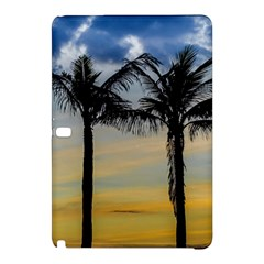 Palm Trees Against Sunset Sky Samsung Galaxy Tab Pro 12.2 Hardshell Case