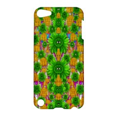 Jungle Love In Fantasy Landscape Of Freedom Peace Apple iPod Touch 5 Hardshell Case