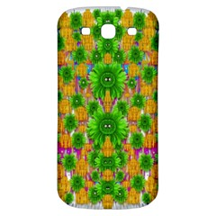 Jungle Love In Fantasy Landscape Of Freedom Peace Samsung Galaxy S3 S Iii Classic Hardshell Back Case