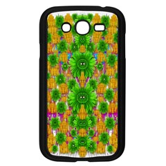 Jungle Love In Fantasy Landscape Of Freedom Peace Samsung Galaxy Grand DUOS I9082 Case (Black)